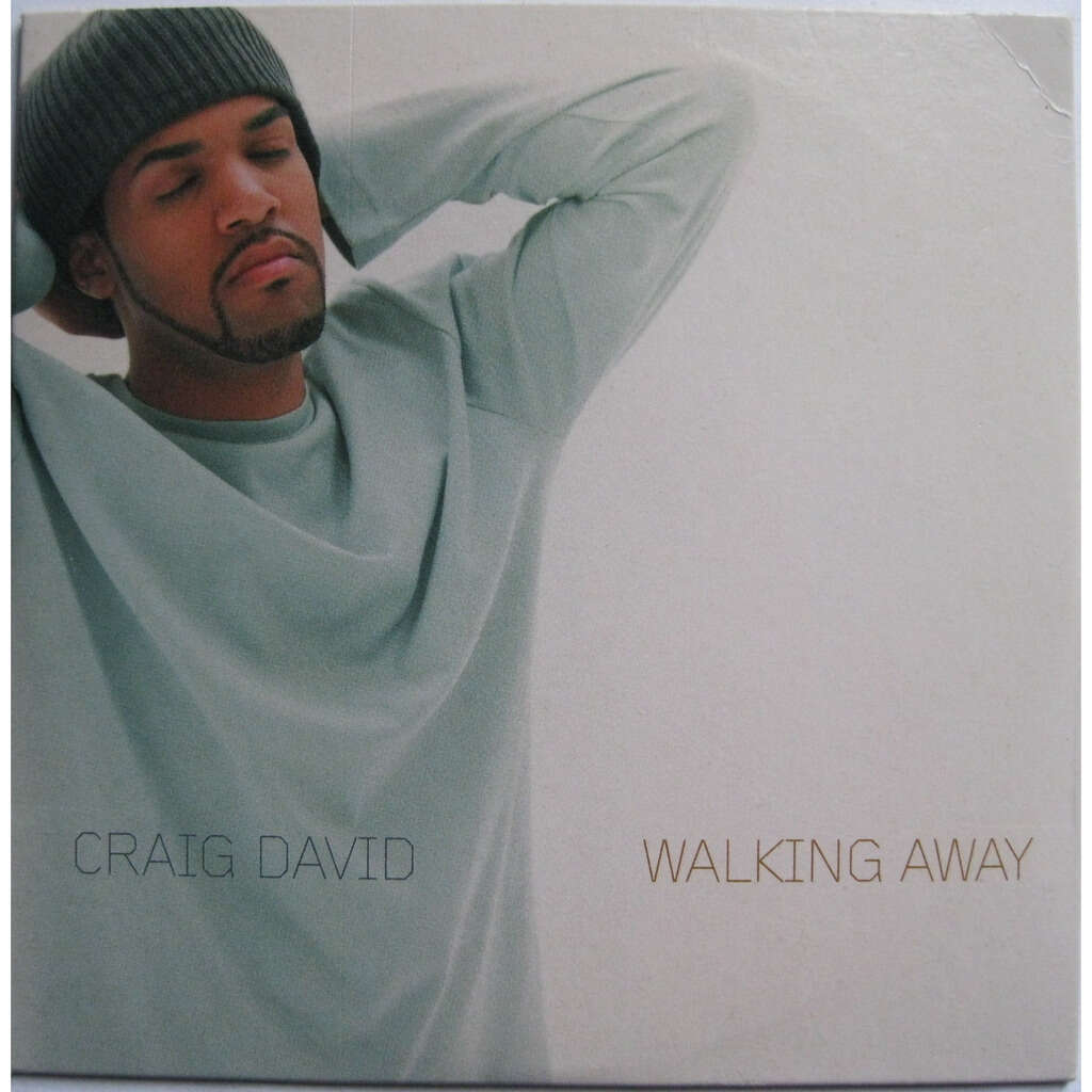CRAIG DAVID Walking away