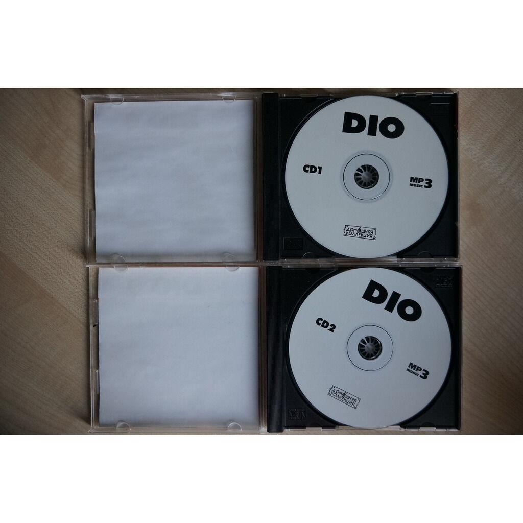 dio MP3 Delta Collection (2 CD)