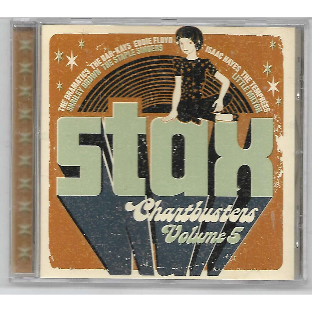 Various Stax Chartbusters Volume 5