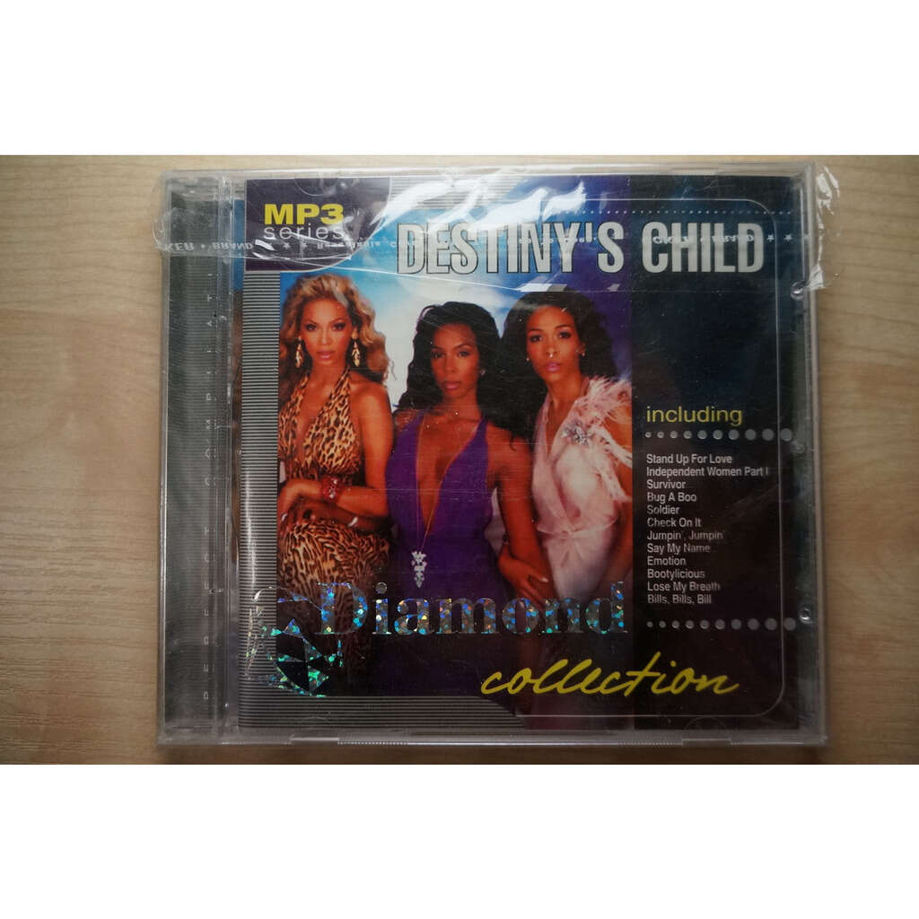 destiny's child MP3 Diamond Collection