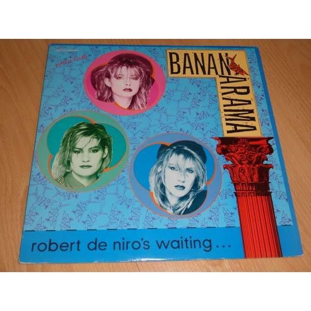 bananarama robert de niro's waiting