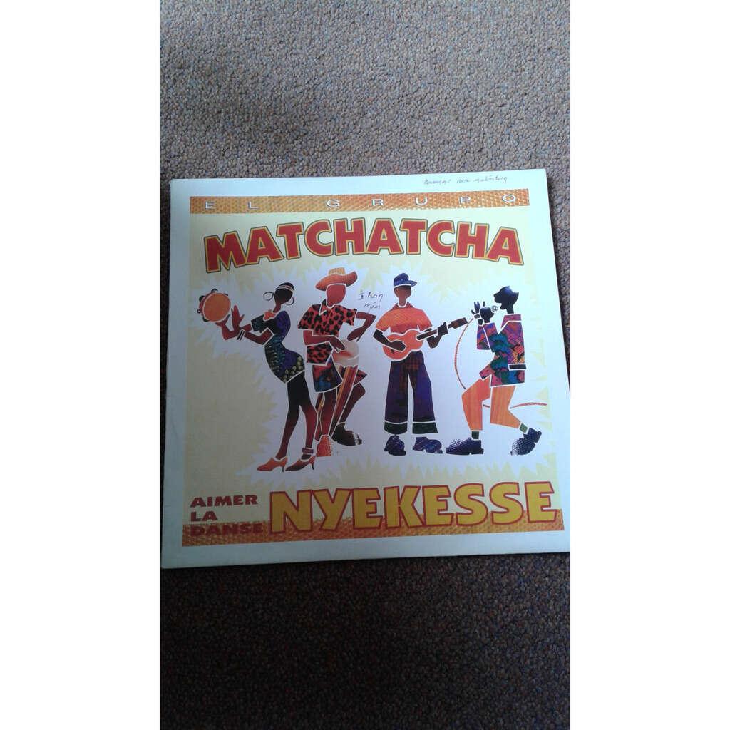 el grupo matchatcha aimer la danse