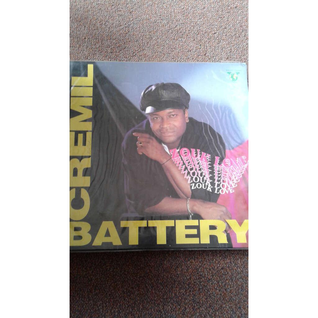 battery cremil zouk love