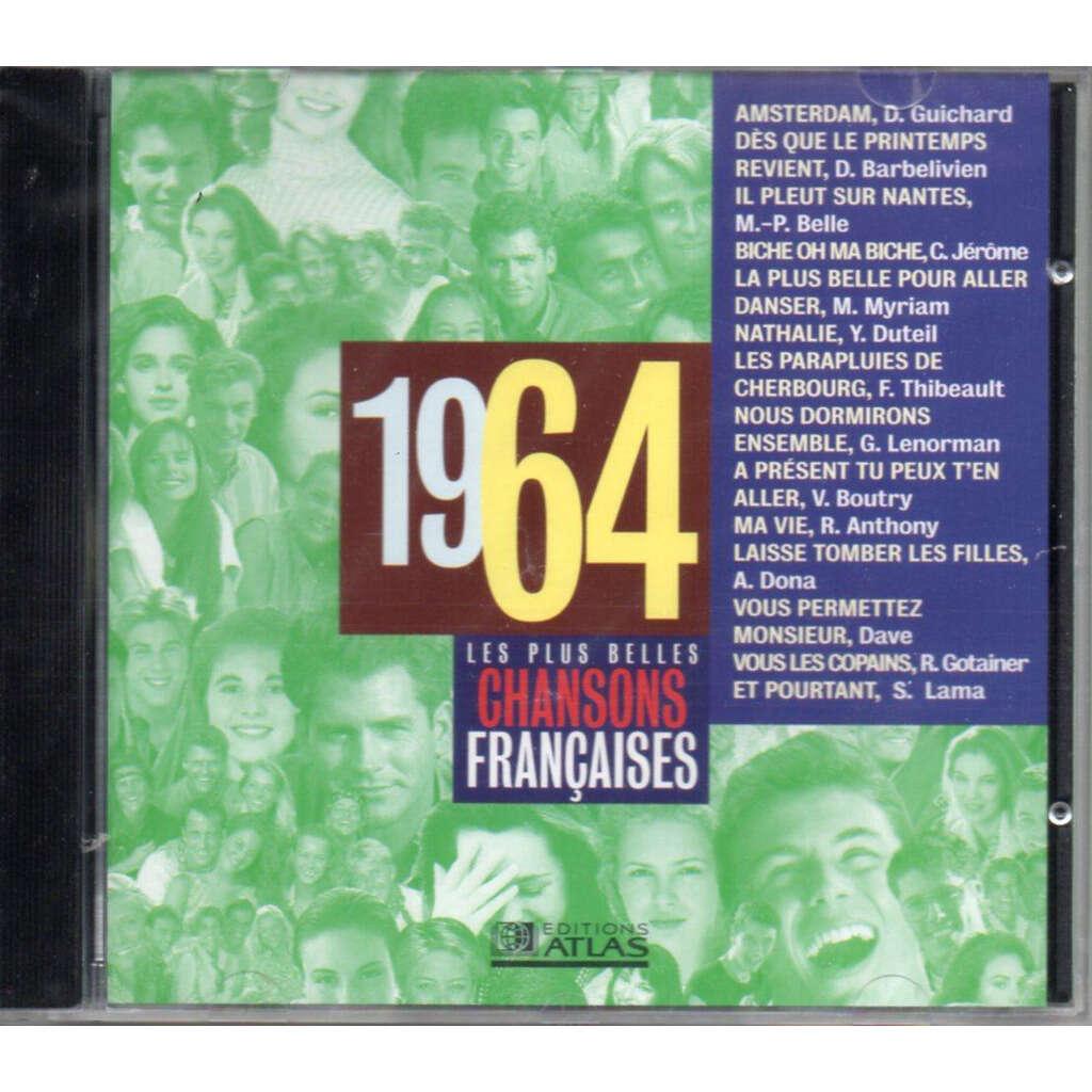 Les plus belles chansons françaises 1964 (Daniel G Les plus belles chansons françaises 1964 (Daniel GUICHARD - Didier BARBELIVIEN - Marie-Paule BELLE -