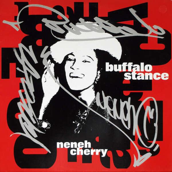 Neneh Cherry Buffalo Stance