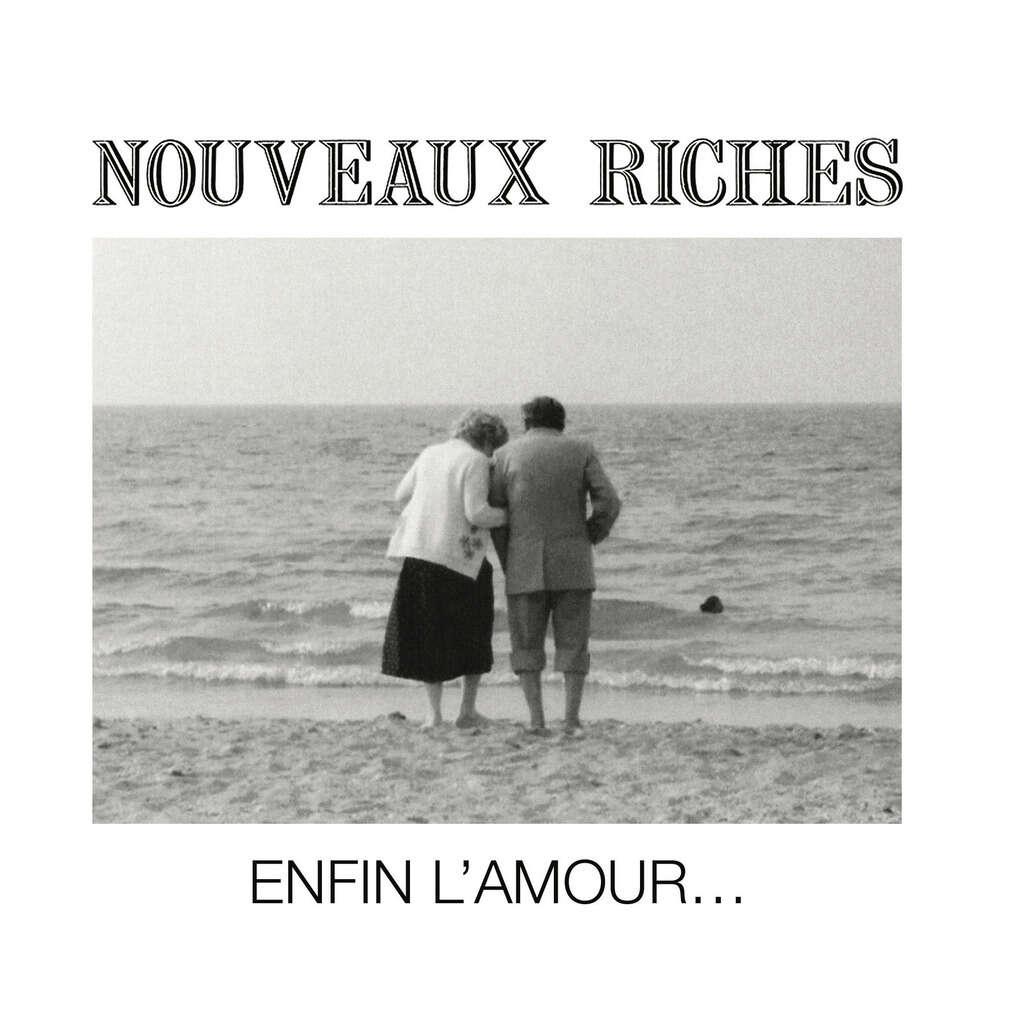 SMAP Records : NOUVEAUX RICHES Enfin l'amour / 25 ans - 45T SP 2 titres