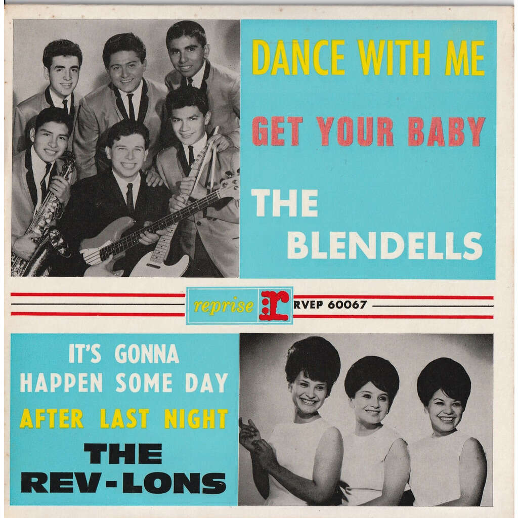 the blendells the rev-lons dance with me