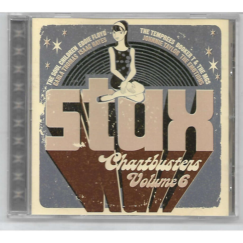 Various Stax Chartbusters Volume 6