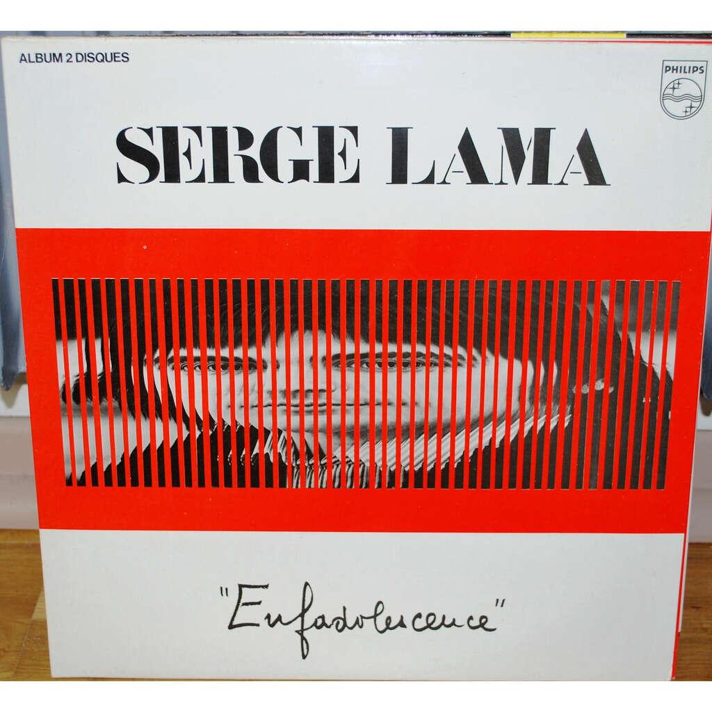 LAMA Serge Enfadolescence