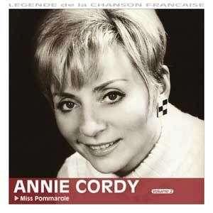 Annie CORDY Miss Pommarole