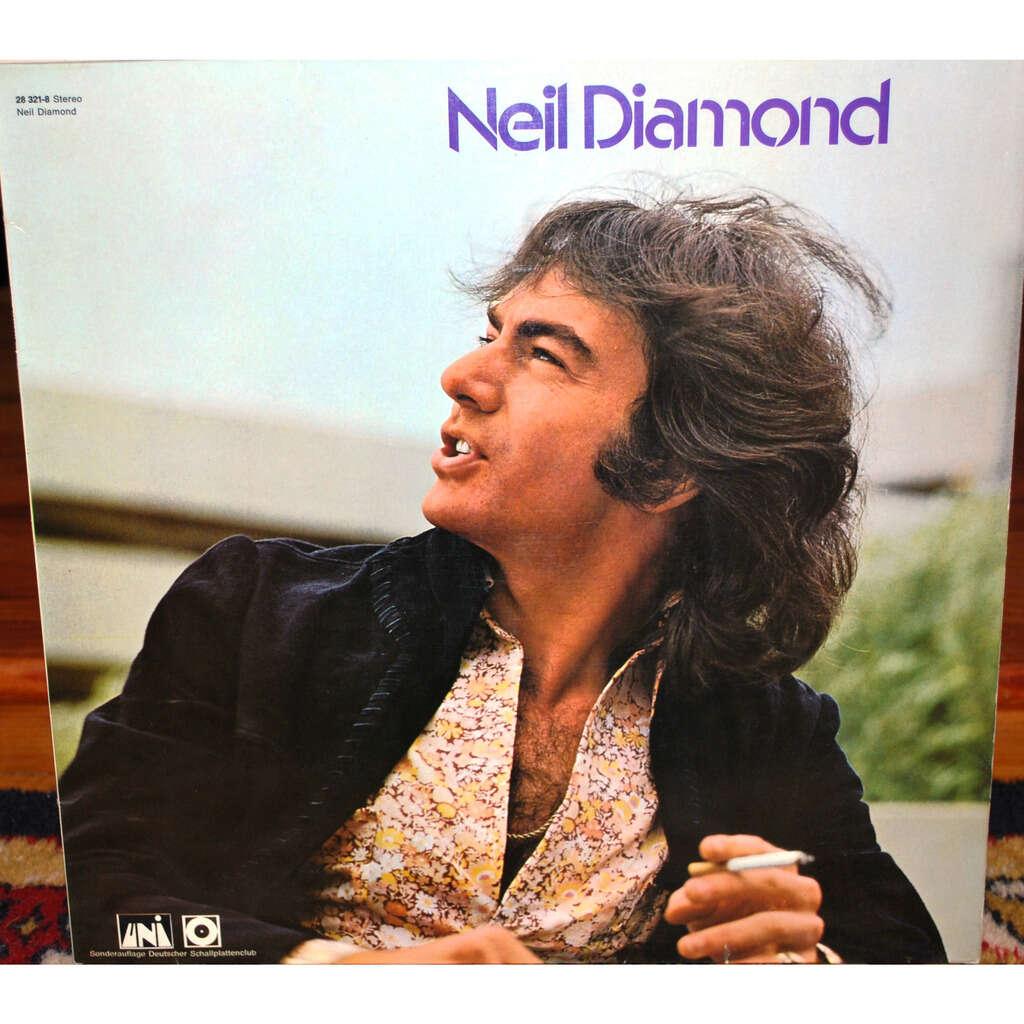 DIAMOND Neil Song sung blue