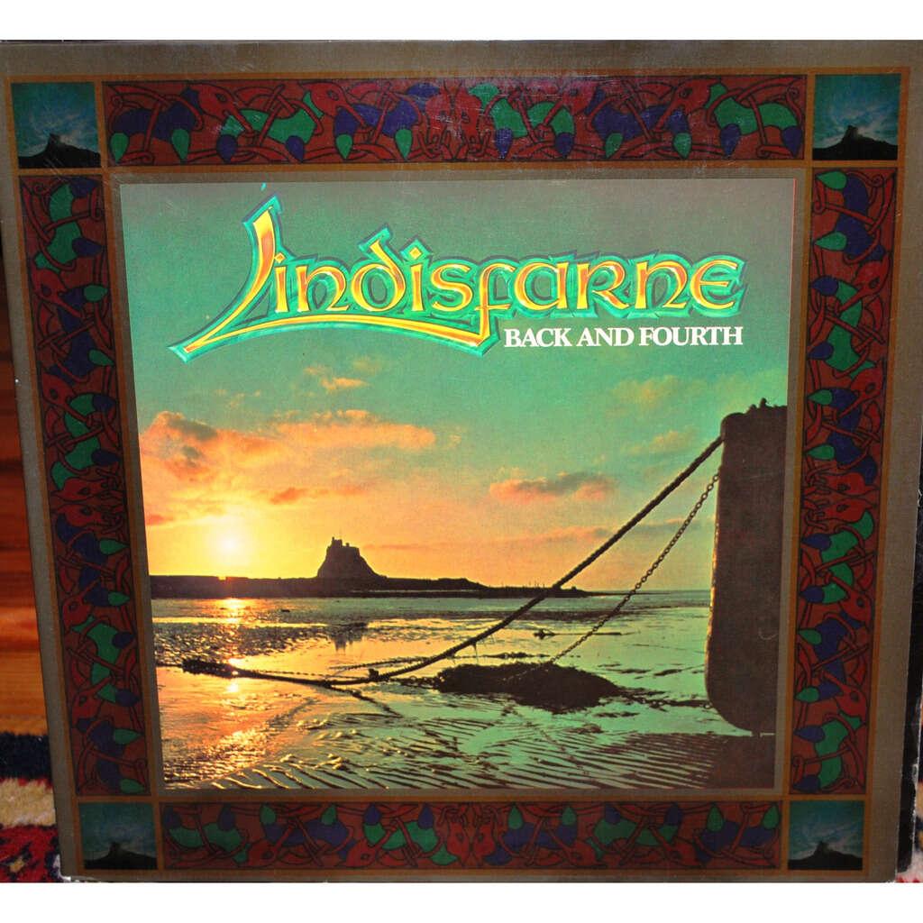 LINDISFARNE Back and fourth
