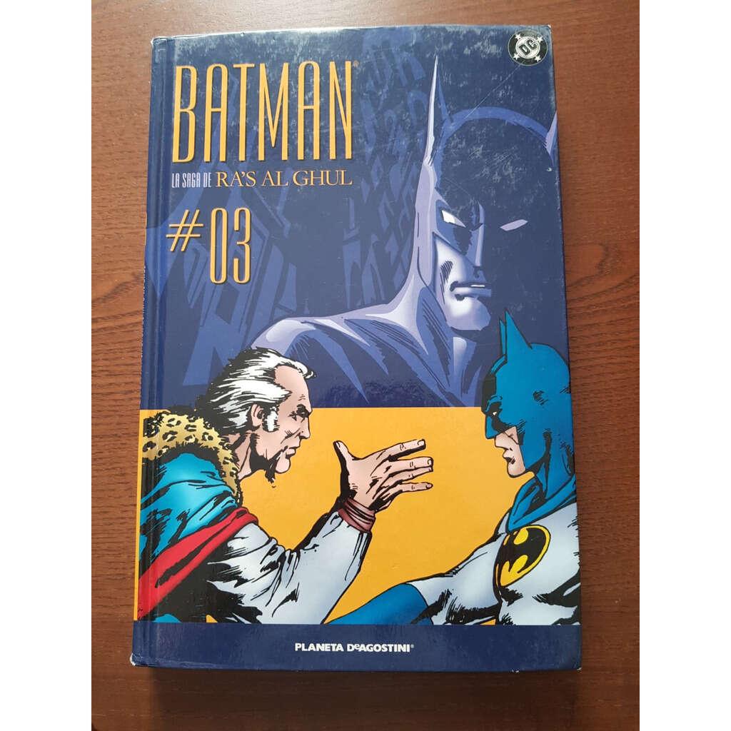 Batman La Saga de Ra's Al Ghul Batman La Saga de Ra's Al Ghul n°3