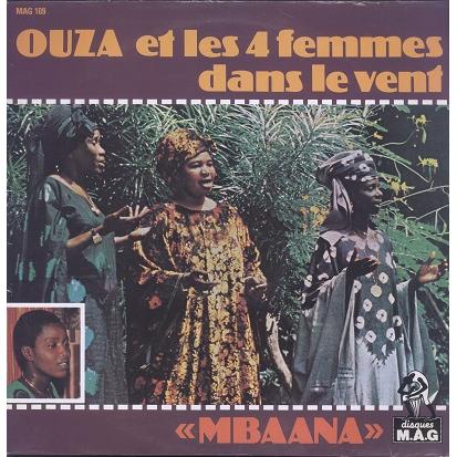 Ouza Et Les 4 Femmes Dans Le Vent Mbaana