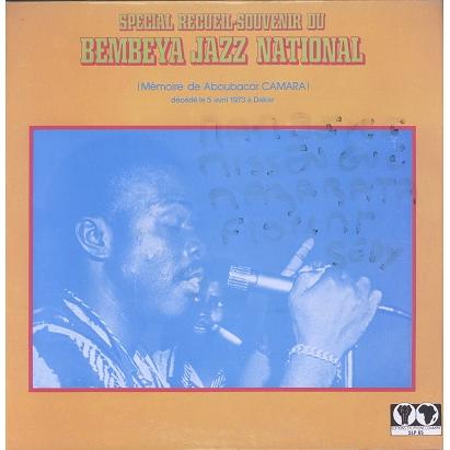 Bembeya Jazz National Spécial recueil souvenir