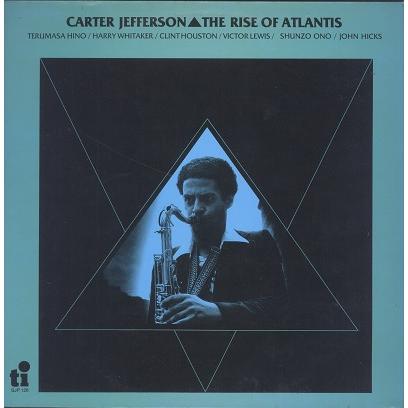 Carter Jefferson The Rise Of Atlantis