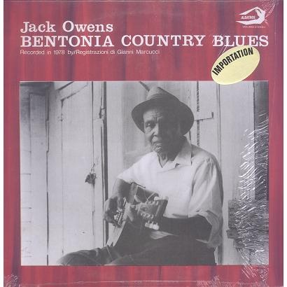 Jack Owens Bentonia Country Blues