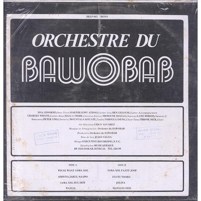 Orchestre Baobab - Bawobab Adduna Jarul Naawo
