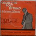 POLY RYTHMO DE COTONOU - Kou nawo / Houe towe houn - 7inch (SP)