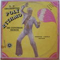 ORCHESTRE POLY RYTHMO YEHOUESSI LEOPOLD - volume 4 - LP