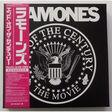 ramones end of the century box set (ltd japanese incl. obi / poster shirt dvd stickers flyers) mint!!!