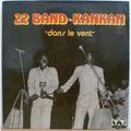 22 BAND KANKAN - Dans le vent - LP