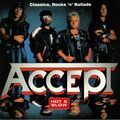 ACCEPT - Classics, Rocks 'n' Ballads - Hot & Slow (2xlp) - 33T x 2