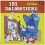 101 DALMATIENS - 101 DALMATIENS RACONTE PAR FRANCIS PERRIN - 33T