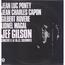 JEF GILSON, JEAN LUC PONTY, JC CAPON, G. ROVERE... - Concert À La M.J.C. Colombes - LP
