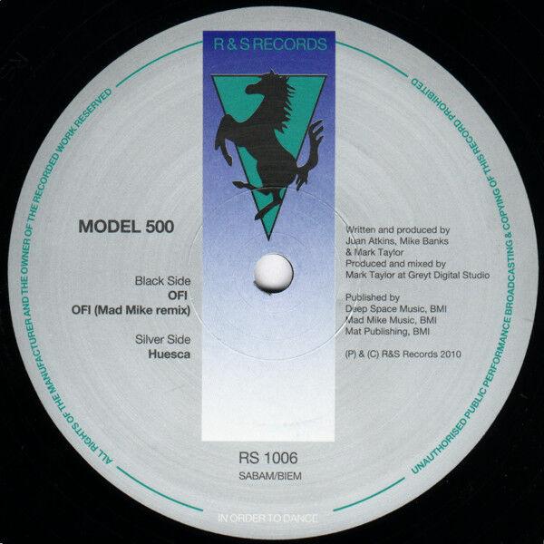 model 500 OFI / HUESCA