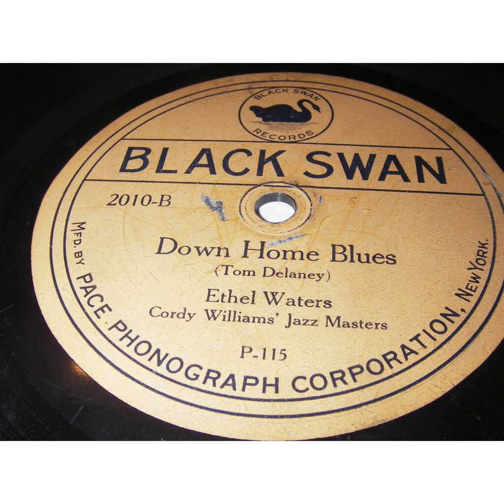 ETHEL WATERS Down home blues / Oh Daddy