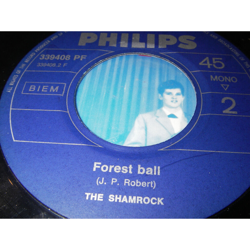 THE SHAMROCK Forest ball / Rythm and city