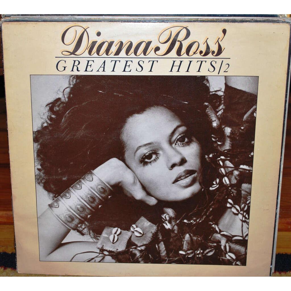 ROSS Diana Greatest hits Vol 2