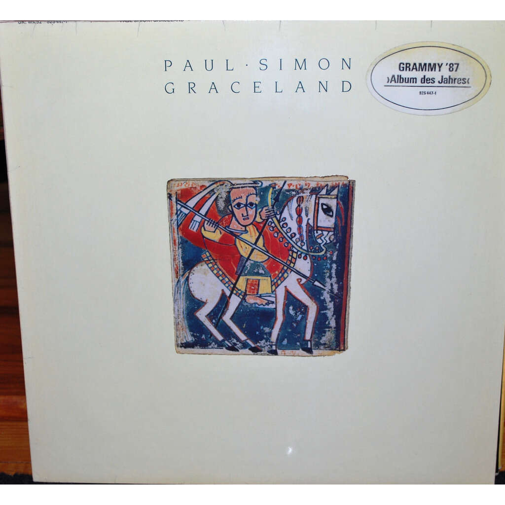 SIMON Paul Graceland