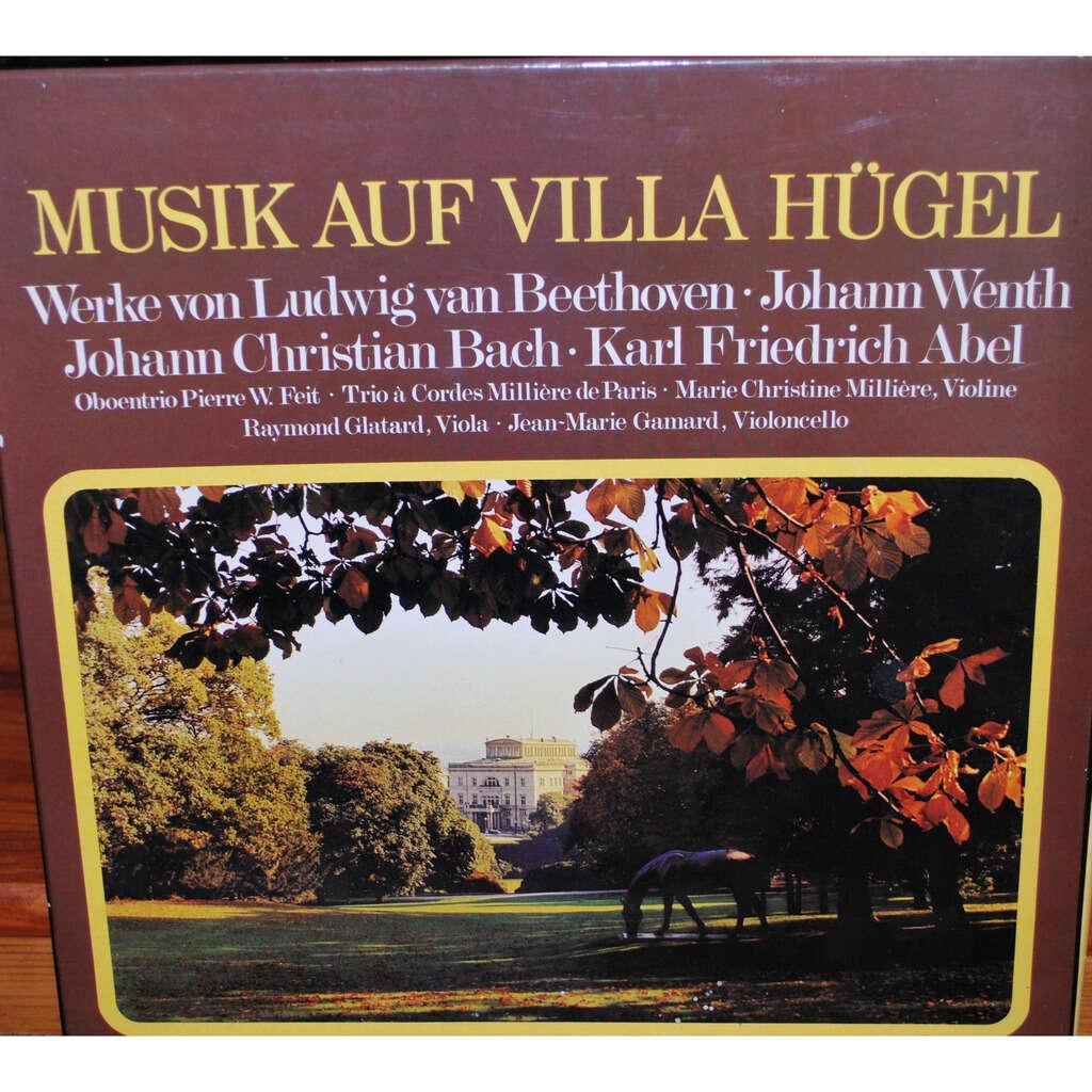 MUSIK AUF VILLA HÜGEL BEETHOVEN Ludwig......BACH Johann christian....