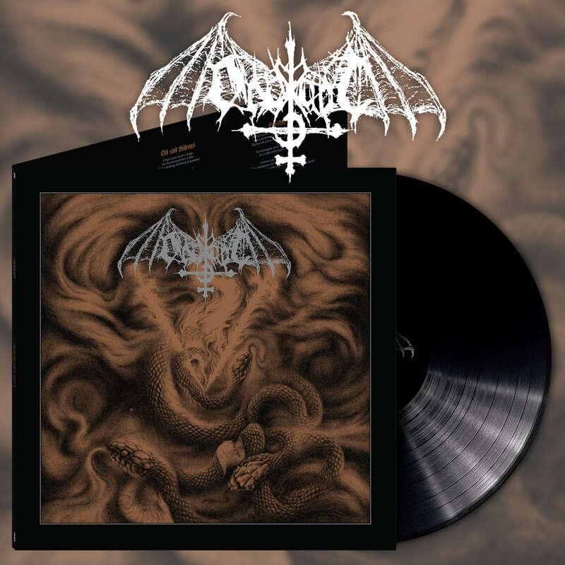 ONDSKAPT Grimoire Ordo Devus. Black Vinyl