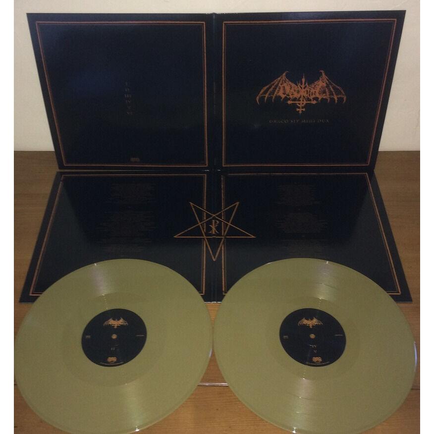 ONDSKAPT Draco Sit Mihi Dux. Gold Vinyl