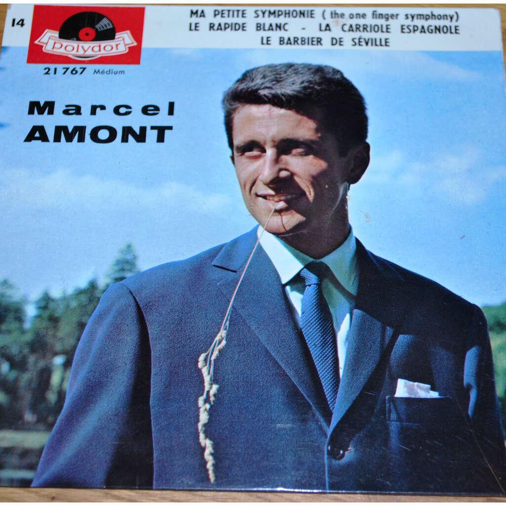 AMONT Marcel Ma petite symphonie