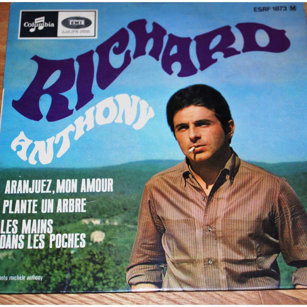 ANTHONY Richard Aranjuez , mon amour