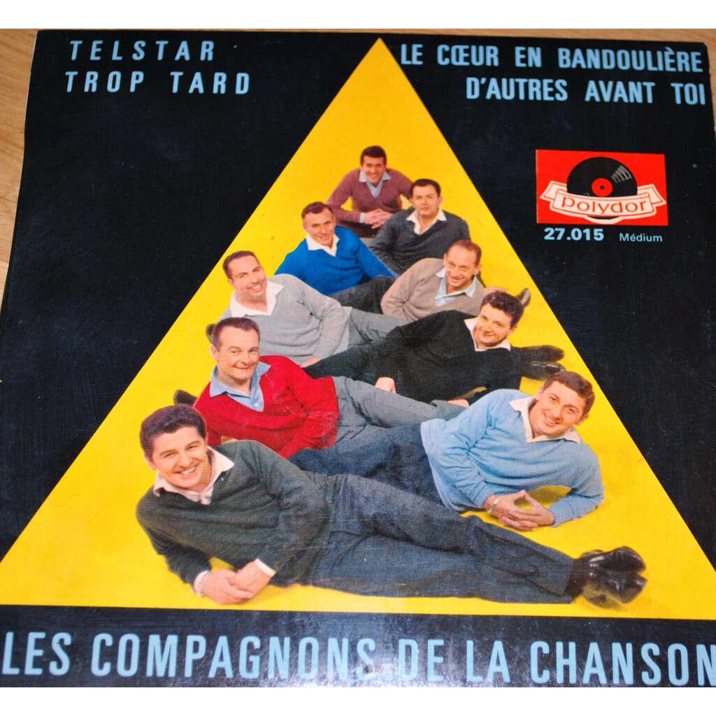 LES COMPAGNONS DE LA CHANSON Telstar