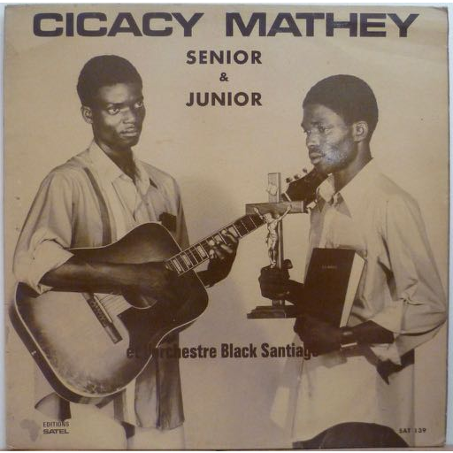 Cicacy Mathey senior & junior S/T