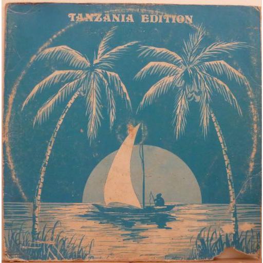 NUTA JAZZ BAND / J.K.T. KIMBUNGA Tanzania edition