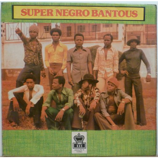 SUPER NEGRO BANTOUS S/T - People no fit understand
