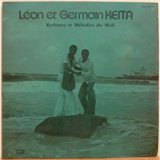 Leon & Germain KEITA & BLACK SANTIAGO Rythmes et melodies du Mali
