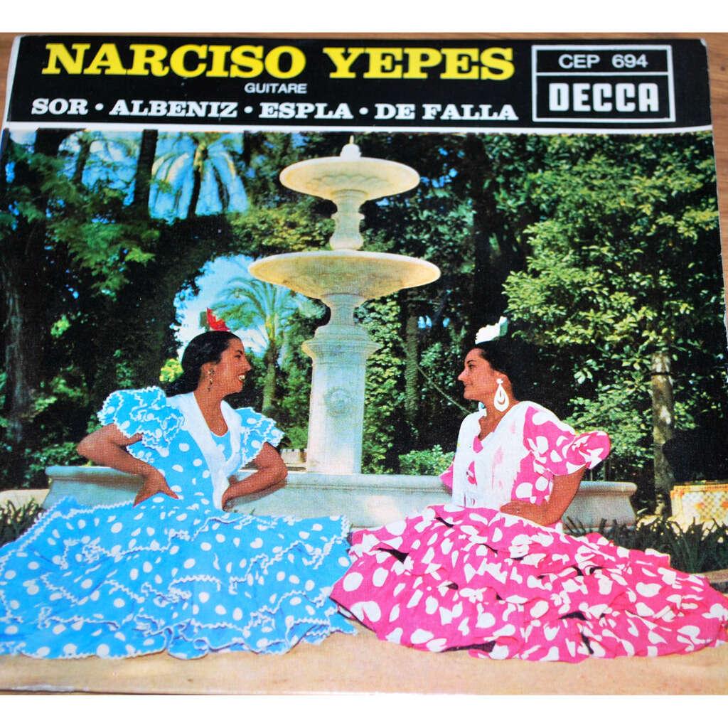 YEPES Narciso Rondo