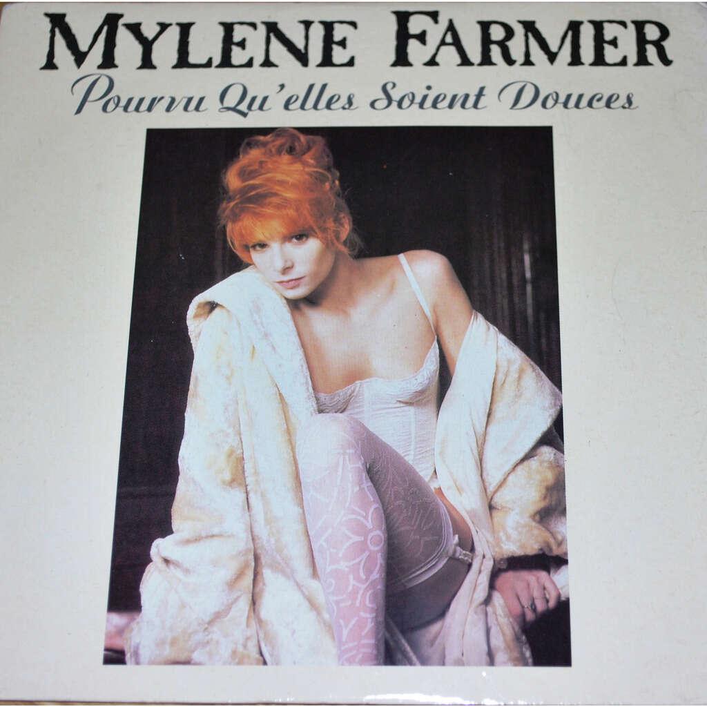 FARMER Mylène Pourvu qu'elles soient douces
