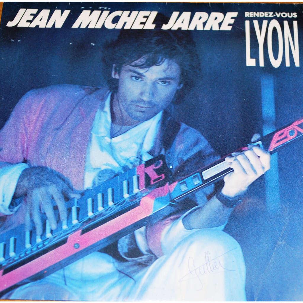 JARRE Jean - michel Rendez-vous Lyon