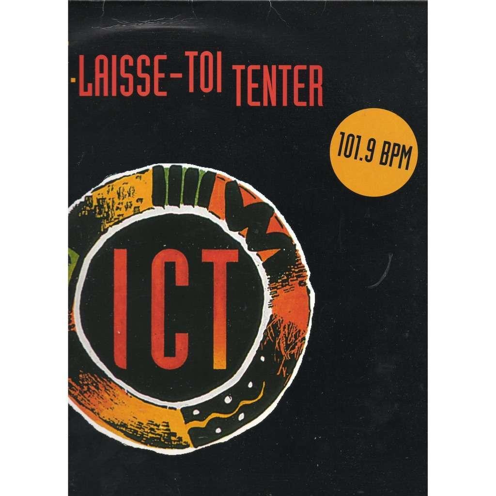 ICT laisse toi tenter