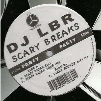 dj lbr scary break