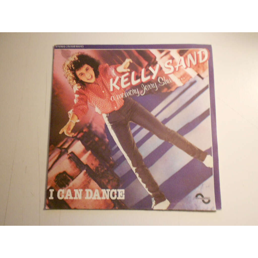 kelly sand i can dance § i want to go